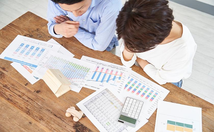 フルローンの融資審査に通りやすい条件
