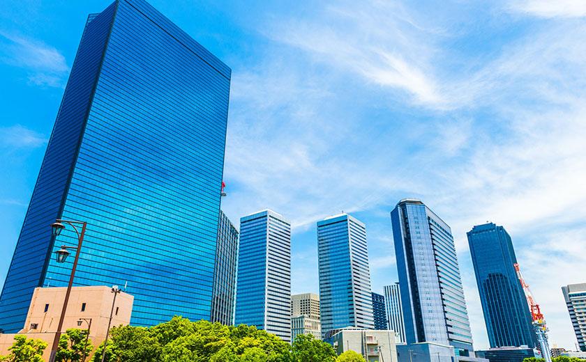 大阪市での不動産投資|現状や強み
