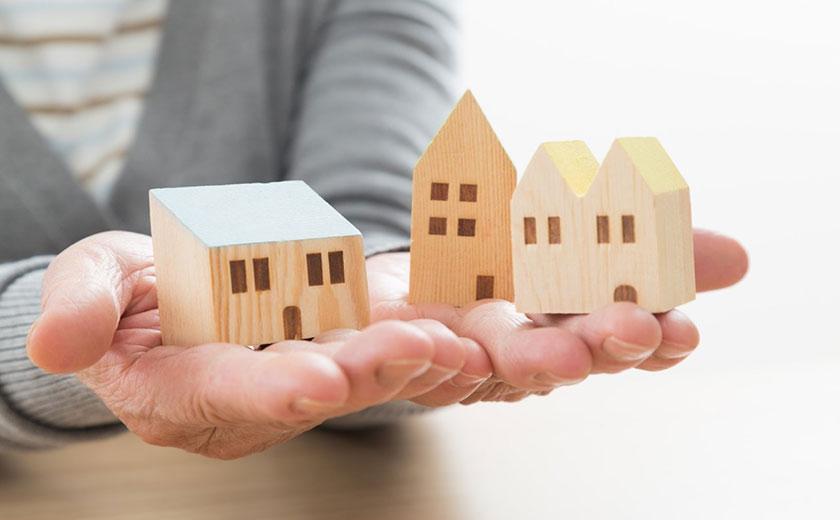 目的別の不動産投資の成功率