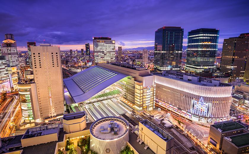 大阪梅田の「うめきた2期」開発案から見る次なる投資先
