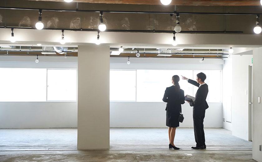 不動産管理会社とのサブリース契約で家賃保証を受けられます。収入が安定するだけでなく、面倒な入居者との手続きや物件管理も含まれているサービスです